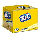 Tuc Salted Crackers Original Flavour 23g, Box of 12 packs (12 x 23g)