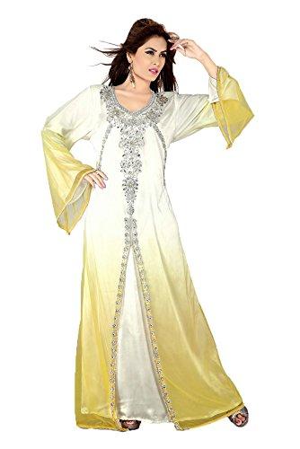 Caftan PalasFashion KKPF17096 femmes robe de soirée