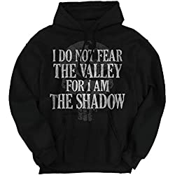 I Am The Shadow Patriotic American Gun Gifts Second Amendment Hoodie