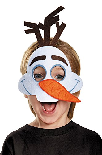 Disguise Olaf Felt Child Mask-