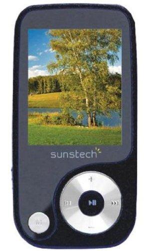 Sunstech Thornblack color negro pantalla de 1.8, 4 GB de capacidad Reproductor de MP4