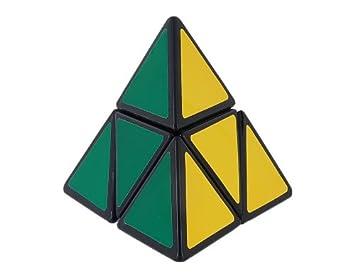 Amazoncom Creative Pyramid Rubiks Cube White Worldwide Free