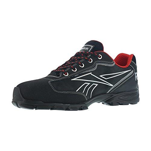 Reebok Étanche argent De Chaussures Noir Travail nbsp;s3 En Orteil nbsp;40 Ib1011 nbsp;audacious Aluminium Sport 40 nnxr6F4
