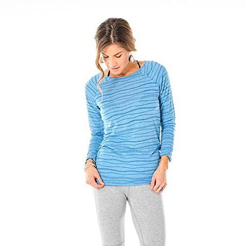 CARVE Designs Cannon Long Sleeve, Harbor, Medium by CARVE