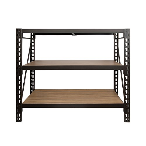 J. HANLON 56751 Smith & Miller - Stout Rack in Bronze by J. HANLON
