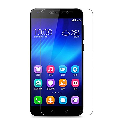 Tempered Glass for Huawei Honor 6 (Clear) - 6