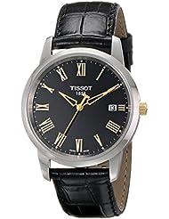 Tissot Mens T033.410.26.053.01 Swiss Quartz Movement Watch