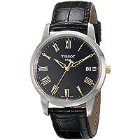 Men's T033.410.26.053.01 Swiss Quartz Movement Watch