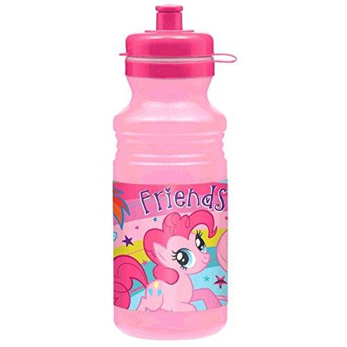 Amscan My Little Pony Plastic Bottle, 18-Ounce -