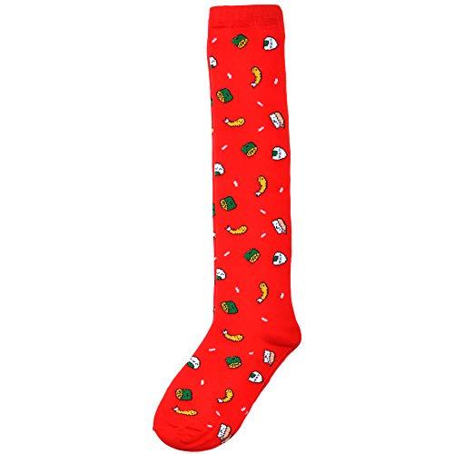Angelina Novelty Foodie Knee-High Socks, - High Sale Socks Knee