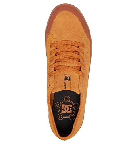 uk 9 Homme 42 Baskets Evan 8 eu Dc Lo Jaune Shoes Us Zero qwR0I8X