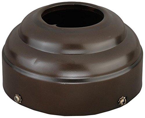 Vaxcel X-CK12BBZ Sloped Ceiling Fan Adapter Kit, 3/4
