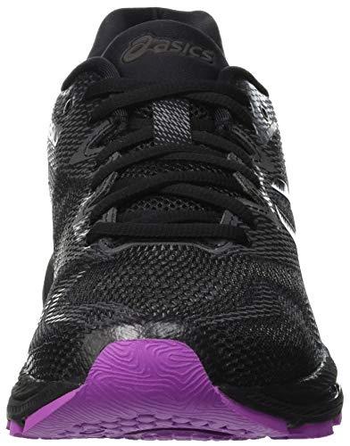 Zapatillas Black Running Mujer Nimbus Asics para de Show Gel Negro 20 Black Lite 001 wfZq1XPS
