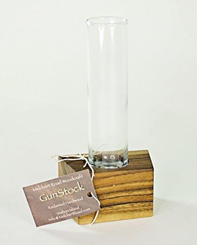 Walnut Vase Holder