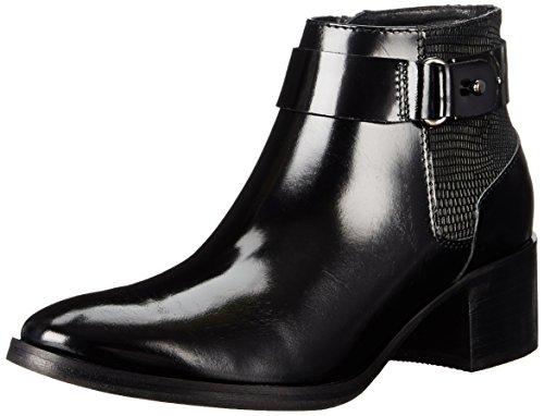 Aquatalia Womens Yelena Boot, Black
