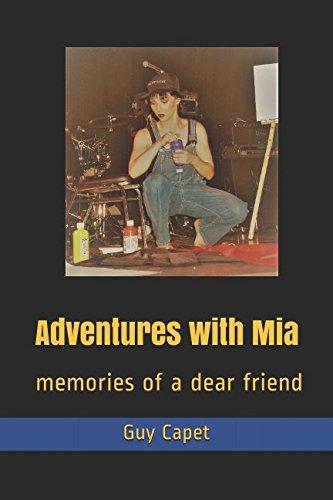 Download Adventures with Mia: memories of a dear friend pdf epub