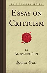 com alexander pope books biography blog audiobooks kindle essay on criticism forgotten books