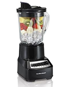 Hamilton Beach Wave Crusher Multi-Function Blender : I use it for everything