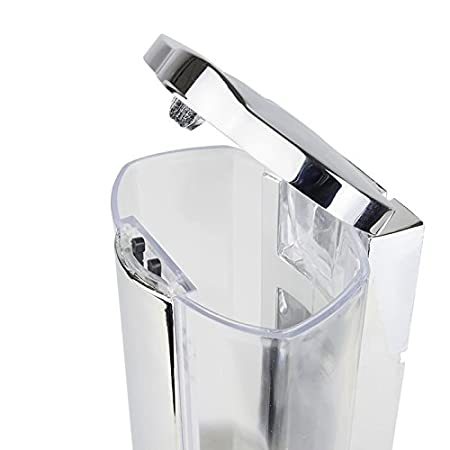 Amazon.com: GreeSuit Triple Soap Dispenser Wall Mounted Shampoo Conditioner Shower Three Chamber Dispenser Soap Pump for Bathroom or Kitchen, Chrome: Home & ...