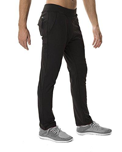 SODO Men's 206 Performance Pant-The Do Anything Pant-Black-XX Large