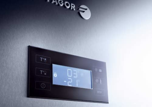 Fagor ZFK1745X - Congelador (Vertical, Independiente, Acero ...