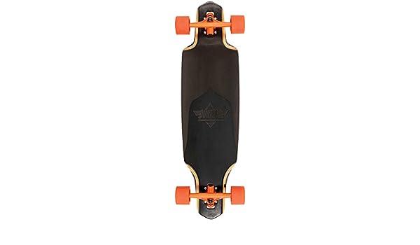 Dusters Longboard - Canal Completo para Longboard (9,125 x 34 Pulgadas), Color Negro, Negro, Talla única: Amazon.es: Deportes y aire libre