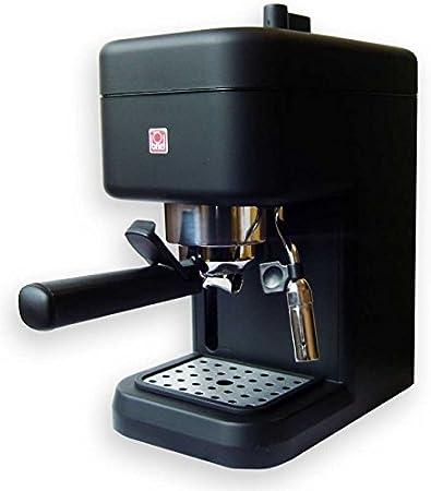 Briel Es 14 Black Cafetera espresso, 1260 W, Plástico, Negro ...