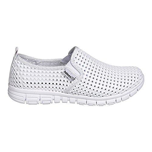 Shoe On Ladies Original White Slip Holees HxqUIwY4