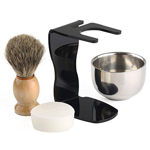Shaving Badger Brush Razor Stand