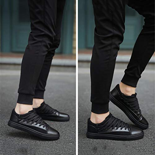 Studente Autunno Uomo Sneakers Top Casual Scarpe Basso Primavera Scarpe HY Casual Personalit q4IXHX