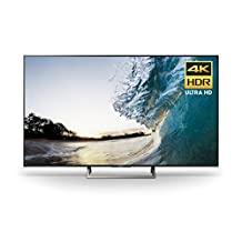 "Sony XBR65X850E 65"" 4K Ultra HD Smart LCD Television (2017 Model)"