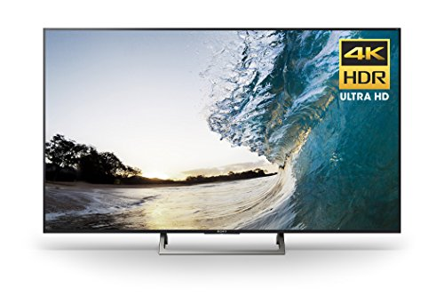 Sony XBR65X850E 65-Inch 4K Ultra HD Smart LED TV (2017 Model), Works...