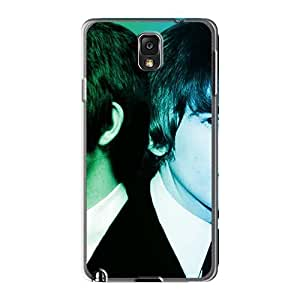 KellyLast Samsung Galaxy Note3 Great Hard Phone Cases Support Personal Customs HD The Beatles Pattern [QJs4726UjxP]