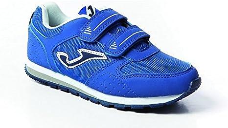 Joma Niños Tiempo Libre Zapatos/Zapatillas/Sport/Turnschuh Tornado, Azul, Boys, tornas de 504, Tornado, Azul, 34: Amazon.es: Deportes y aire libre