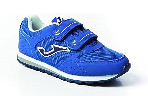Joma Kinder Freizeitschuh / Sneaker / Sportschuh / Turnschuh Tornado, blau, Jungen, Boys, TORNAS-504