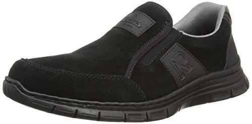 graphit Nero Infilare schwarz schwarz Rieker Sneaker 04 B4874 Uomo Iw6c07q