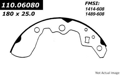 110.06080 Brake Shoe Centric