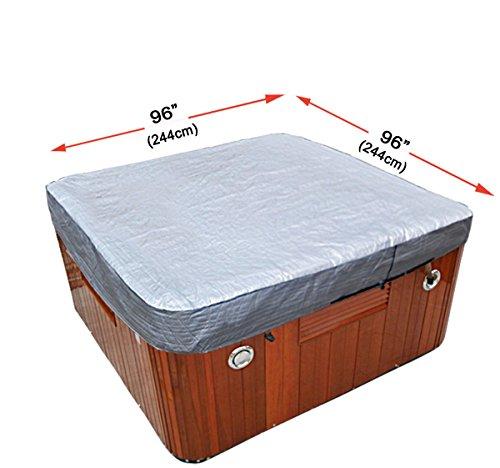 Review hot tub cover cap