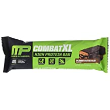Musclepharm Combat XL Bars - 12 Count, Peanut Buttercup
