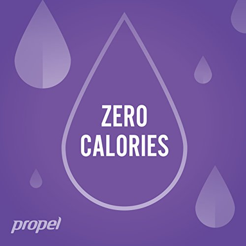 Propel Water Grape Flavored Water With Electrolytes, Vitamins and No Sugar 16.9 Ounces (Pack of 6) by Propel (Image #5)