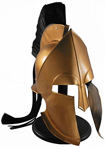 king-leonidas-300-greek-spartan-trojan-warrior-helmet-brand-new