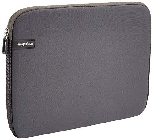 AmazonBasics 13.3 Inch Mabook Laptop Sleeve Case - Grey (Neoprene Macbook Air 13)