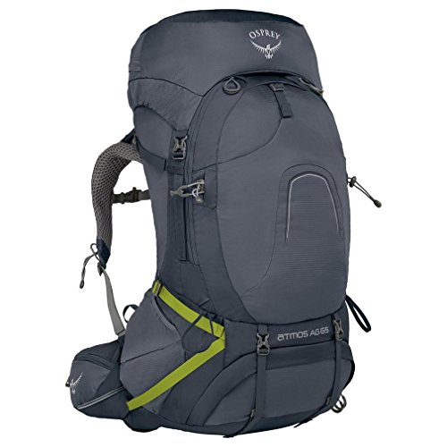 Osprey Atmos Ag 65 Backpack Large Abyss Grey