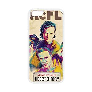 iPhone 6 4.7 Inch Cell Phone Case Covers White McFly Wthrj