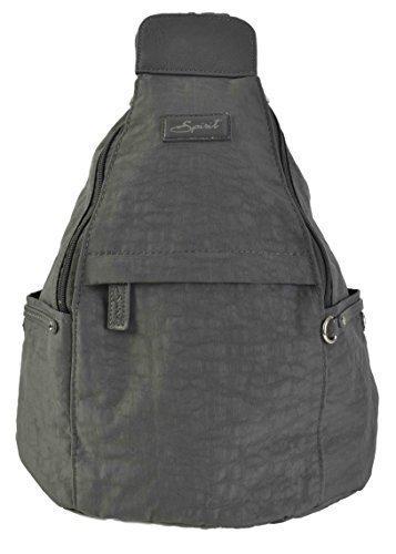Womens Dark 9894 Grey Backpack Spirit z5tvwqt