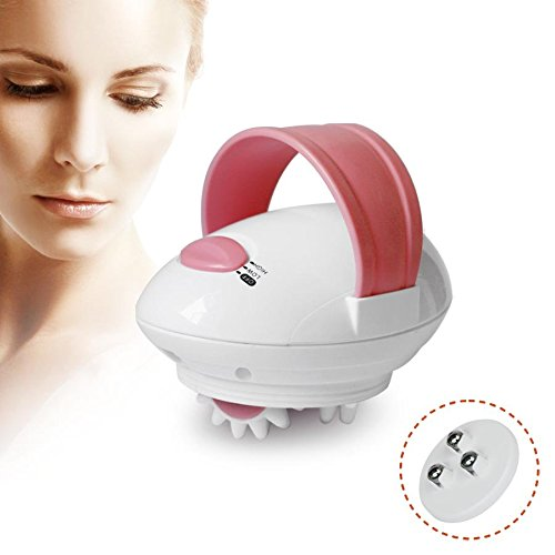 3D Massage Head Roller Electric Full Body Massager Slimming Massage Anti-cellulite Control System