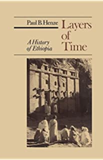 Layers of Time: History of Ethiopia: Paul B Henze: 9781850653936