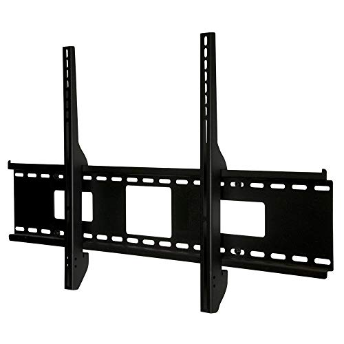 Peerless SF670P 46-90 In. Universal Flat Wall Mount, Black