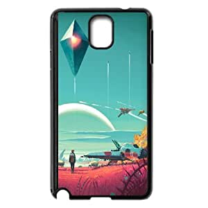 No Man's Sky Samsung Galaxy Note 3 Cell Phone Case Black 91INA91456229