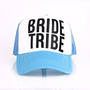 A hut Nuevo Squad Bride Team Bride Camionero Gorras Basebal Gorras ...